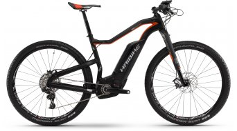 Haibike XDURO HardSeven carbono ULT 27.5 MTB E-Bike tamaño 40cm UD carbono color apagado Bosch Performance CX-tracción Mod. 2016