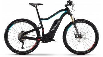 Haibike XDURO HardSeven Carbon RX 27.5 MTB E-Bike UD carbon/cyan/rot matt Bosch Performance CX-Antrieb Mod. 2016