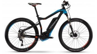 Haibike XDURO HardSeven RC 27.5 MTB E-Bike Gr. 40cm schwarz/blau/rot matt Bosch Performance CX-Antrieb Mod. 2016