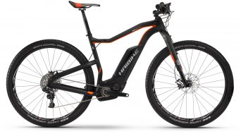 Haibike XDURO HardNine carbono ULT 29 MTB E-Bike tamaño 45cm UD carbono color apagado Bosch Performance CX-tracción Mod. 2016