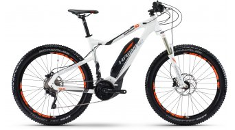 Hai bike SDURO HardSeven 6.0 27.5 MTB E- bike bike white/anthracite/orange Yamaha PW-Antrieb 2017