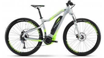 Haibike SDURO HardNine 4.0 29 MTB E-Bike bici completa color apagado Yamaha PW-tracción Mod. 2017