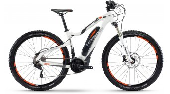 Hai bike SDURO HardNine 6.0 29 MTB E- bike bike white/anthracite/orange Yamaha PW-Antrieb 2017
