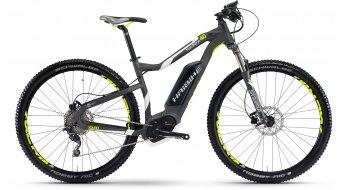 Hai bike XDURO HardNine 4.0 29 MTB E- bike bike anthracite/white/lime matt Bosch Performance Cruise-Antrieb 2017