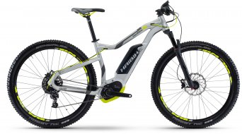 Haibike XDURO HardNine 6.0 29 MTB E-Bike bici completa color apagado Bosch Performance CX-tracción Mod. 2017