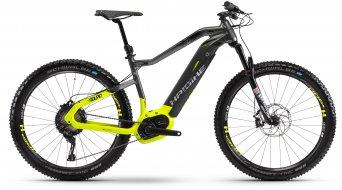 "Haibike SDURO HardSeven 9.0 500Wh 27.5"" MTB(山地) E-Bike 整车 型号 titan/青柠色/黑色 款型 2018"