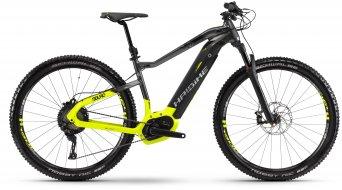 """Haibike SDURO HardNine 9.0 500Wh 29"""" MTB(山地) E-Bike 整车 型号 titan/青柠色/黑色 款型 2018"""