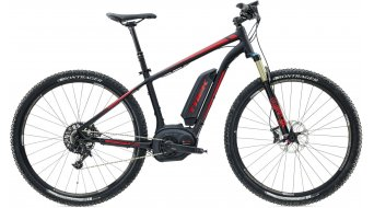 Trek Powerfly+ 9 29 MTB E-Bike Komplettbike Gr. 39.4cm (15.5) matte trek black/gloss viper red Mod. 2016