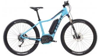 Trek Powerfly 5+ WSD 650B / 27.5 MTB E-Bike Damen-Komplettbike matte california skye blue Mod. 2017