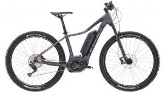 Trek Powerfly 7+ WSD 650B/27.5 MTB(山地) E-Bike 女士-整车 型号 39.4厘米 (15.5) matte metallic charcoal 款型 2017