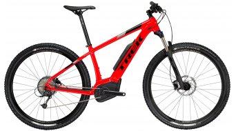 """Trek Powerfly 5 650B/27.5"""" MTB(山地) E-Bike 整车 型号 39.4厘米 (15.5"""") viper red/Trek black 款型 2018"""