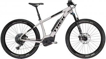"""Trek Powerfly 9 650B+/27.5""""+ MTB(山地) E-Bike 整车 型号 matte metallic gunmetal/gloss black 款型 2018"""