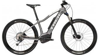 """Trek Powerfly 5 WSD 650B/27.5"""" MTB(山地) E-Bike 整车 女士-Rad 型号 matte anthracite/gloss crystal white 款型 2018"""