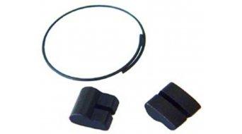 DT Swiss karbantartó szett 2-Klinken-rendszer Onyx/Cerit (2 Klinken, 1 rugó, zsír)