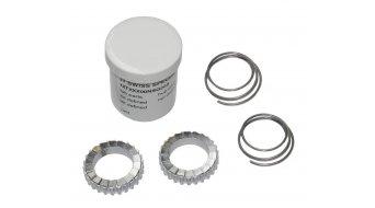 DT Swiss kit de mantenimiento Zahnscheiben-piñon libre (2 muelles, 2 Zahnscheiben, grasa)