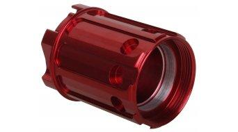 Tune Skyline Alu cuerpo piñón libre Shimano/SRAM rojo(-a) (15mm-eje)