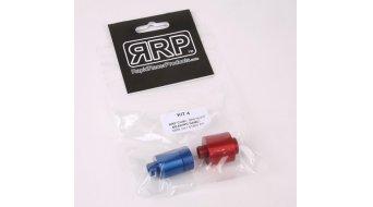 RRP rodamiento herramienta para inyectar y exprimición adaptador N°. 4 para rodillo ranurado de bolas: interior 10mm exterior 19mm (6800 2rs/61800 2rs (BPET6800))
