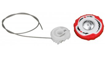Specialized BOA S1-M Replacement Kit red/white right upper dial (spool, screw, lace 24cm)