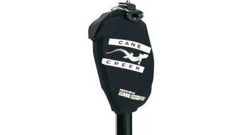 Cane Creek Crudbuster Schutzüberzug schwarz für Thudbuster LT