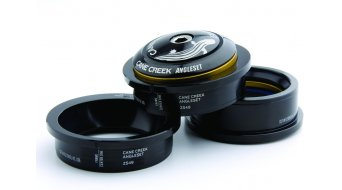 Cane Creek AngleSet EC44 calotta superiore/sotto 0.5° black