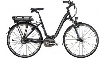 Bergamont E-Line C-N360 Wave 28 E- bike black/cyan/grey (matt) 2014