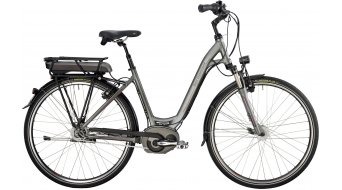 Bergamont E-Line C-N8 FH Wave 28 E- bike size 52cm titanium grey/red/black (matt) 2014