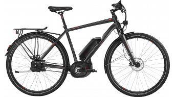"Bergamont E-Line C MGN 500 Gent 28"" E- vélo trekking vélo hommes-roue taille black/red Mod. 2016"