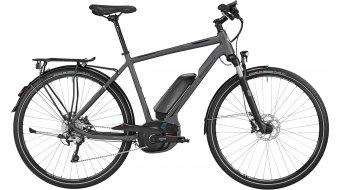 Bergamont E-Line C XT 400 Gent 28 E-Bike Trekking Komplettbike Herren-Rad Gr. 56cm engine grey/black/silver Mod. 2016