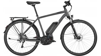Bergamont E-Line C XT 400 Gent 28 E-Bike Trekking bici completa Caballeros-rueda tamaño 56cm engine grey/negro/gris Mod. 2016