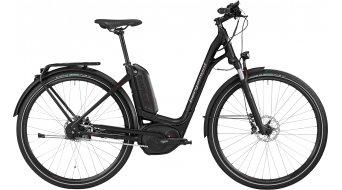 Bergamont E-Ville C MGN DI2 400 28 E-Bike Trekking bici completa Unisex-rueda negro/rojo Mod. 2016