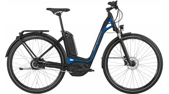 Bergamont E-Ville C N330 400 28 E-Bike Trekking bici completa Unisex-rueda negro/fjord azul Mod. 2016