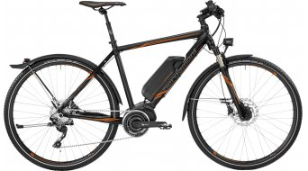 Bergamont E-Helix 7.0 Gent 28 E-Bike 整车 型号 black/橙色 (matt) 款型 2017