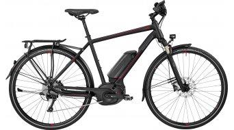 Bergamont E-Horizon 8.0 Gent 28 Trekking E-Bike Komplettbike black/red (matt/shiny) Mod. 2017