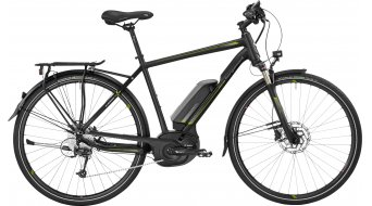 Bergamont E-Horizon 7.0 Gent 28 Trekking E-Bike Komplettbike black/lime (matt/shiny) Mod. 2017