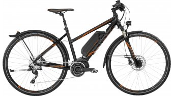 Bergamont E-Helix 7.0 Lady 28 E-Bike Komplettbike Damen-Rad black/orange (matt) Mod. 2017