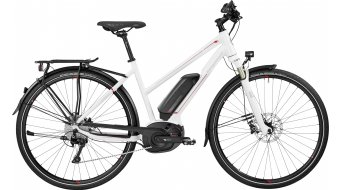 Bergamont E-Horizon 8.0 Lady 28 Trekking E-Bike Komplettbike Damen-Rad white/red (shiny) Mod. 2017