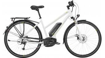 Bergamont E-Horizon 7.0 Lady 28 trekking E-Bike bici completa da donna . white/lime (shiny) mod. 2017