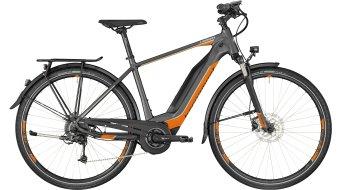 "Bergamont E-Horizon 6.0 Gent 28"" E-Bike 整车 型号 grey/橙色/silver (matt) 款型 2018"