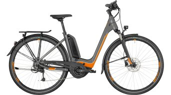 Bergamont E-Horizon 6.0 Wave E-Bike 整车 型号 grey/橙色/silver (matt) 款型 2018