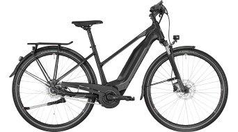"Bergamont E-Horizon N7 FH 400 Lady 28"" E-Bike 整车 女士-Rad 型号 black/dark silver/silver (matt) 款型 2018"