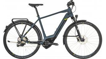 """Bergamont E-Helix Expert EQ Gent 28"""" E-Bike 整车 型号 dark grey/black/青柠色 (matt) 款型 2019"""