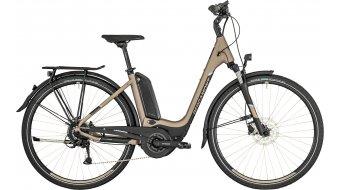 Bergamont E-Horizon 6.0 Wave E-Bike 整车 型号 silver bronce/black/grey (matt) 款型 2019