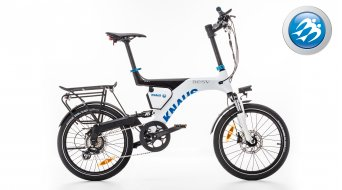 Knaus Caravaning E-Bike BESV PS1 型号 均码 white