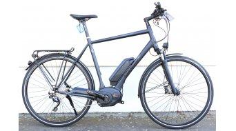 Diamant Elan+ Nyon 28 E-Bike bici completa Caballeros-rueda 55cm tiefschwarz Mod.