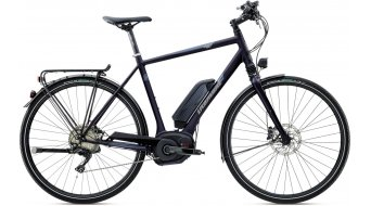 Diamant Elan Sport+ 28 E-Bike bici completa Caballeros-rueda tamaño 55cm imperialblau metallic Mod. 2016