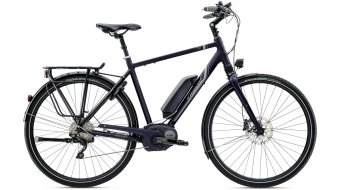 Diamant Ubari Esprit+ 28 E-Bike bici completa Caballeros-rueda imperialblau metallic Mod. 2016
