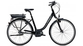 """Diamant Achat+ RT 26"""" elektromos kerékpár komplett kerékpár női-Rad Tief Méret 40cm fekete 2016 Modell"""