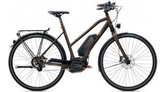 Diamant Elan Elite+ 28 E-Bike Komplettbike Damen-Rad GOR umbra metallic Mod. 2016