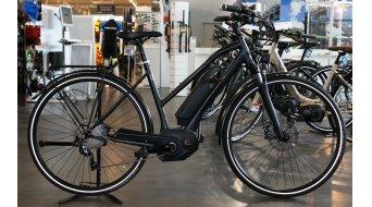Diamant Elan+ Nyon 28 E-Bike bici completa Señoras-rueda GOR tamaño 45cm tiefschwarz Mod. 2016