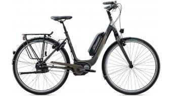 """Diamant Onyx Deluxe+ 28"""" elektromos kerékpár komplett kerékpár női-Rad Tief Méret 45cm pyrit duotone 2016 Modell"""